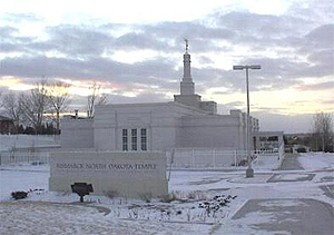 Bismarck LDS Temple