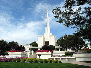 Denver LDS Temple